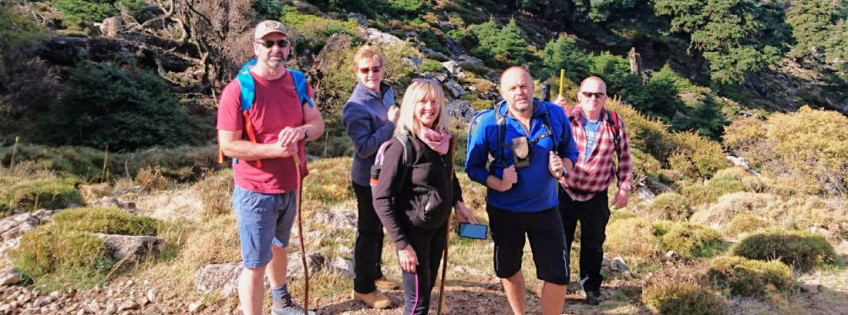 3 Day Hiking Experience in Ronda Hotel
