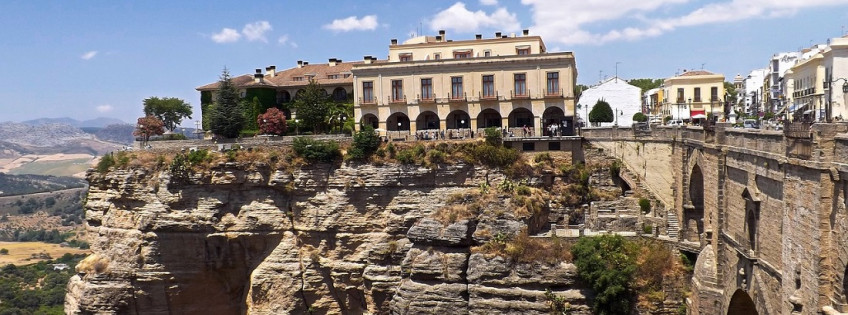 Mid week offer 50 % discount in Ronda Hotel