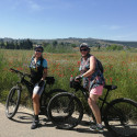 Mountain biking or Ebiking experience