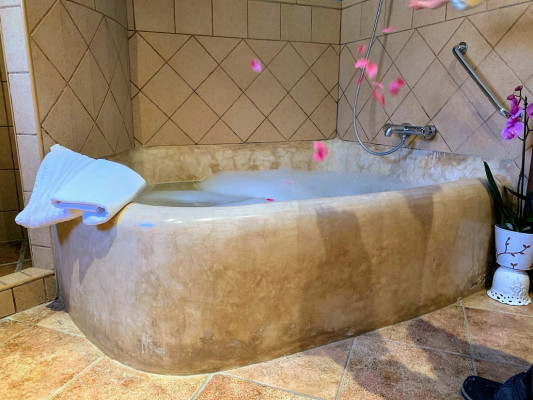 Superior with Arab bath in Ronda Hotel